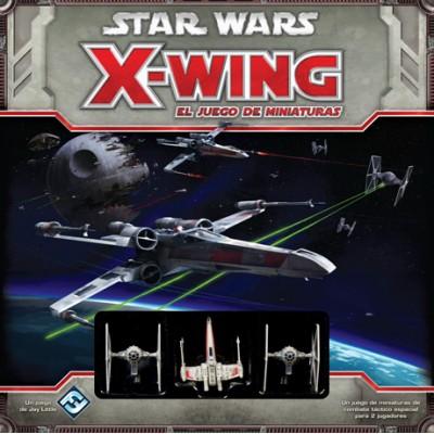 X-WING: X-WING (JUEGO DE MESA)
