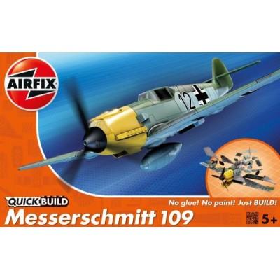 QUICKBUILD: MESSERSCHMITT BF-109