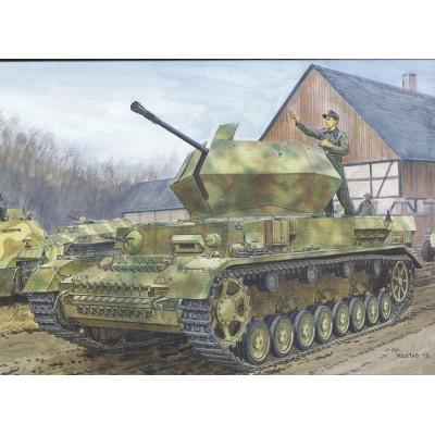 FLAKPANZER IV SD.KFZ. 161 Ausf. G OSTWIND