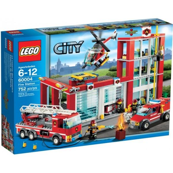 BOMBEROS LEGO CITY
