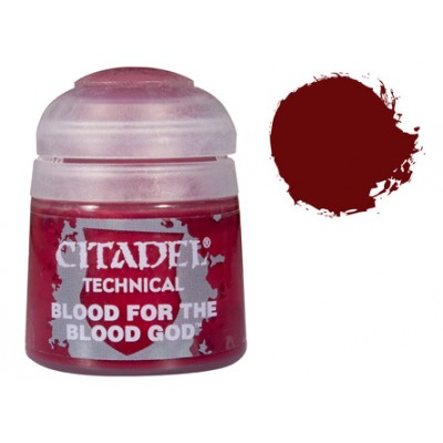 Technical BLOOD FOR THE BLOOD GOD (12 ml)