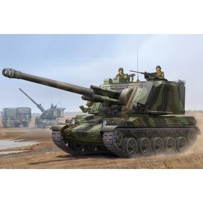 OBUS AUTOPROPULSADO AU-F1 GCT 155 mm