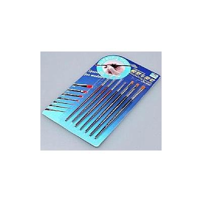 SET PINCELES DE MODELISMO (3 redondos / 4 planos) - Trumpeter 09900