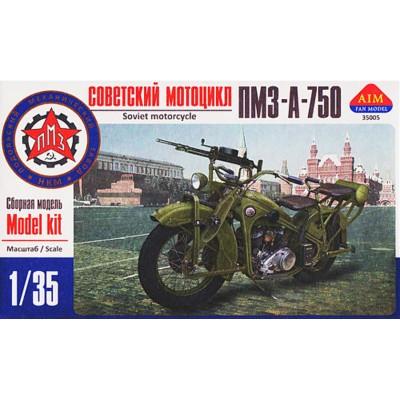 MOTOCICLETA PMZ-A-750