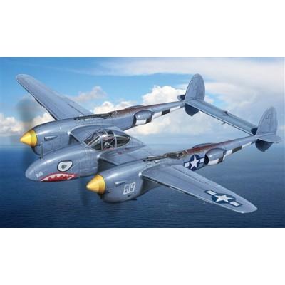 LOCKHEED P-38/F-5E LIGHTNING 1/48