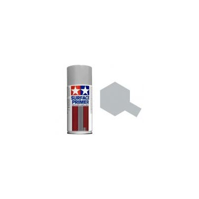 SPRAY IMPRIMACION GRIS PLASTICO Y METAL (180 ml)