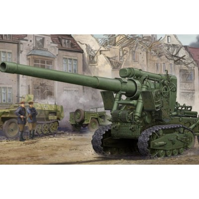 CAÑON Br-2 (152 mm) M1935 - Trumpeter 02338