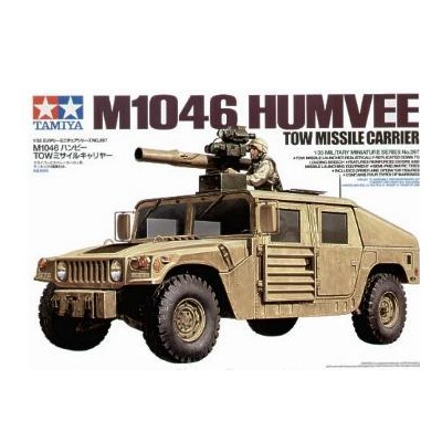 VEHICULO TODOTERRENO M-1046 HUMVEE Y TOW