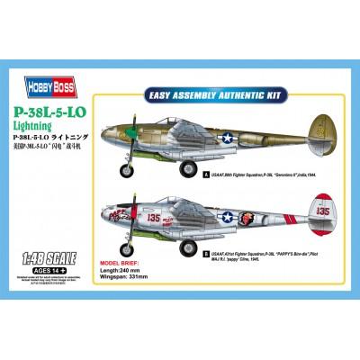 LOCKHEED P-38 L-5 LIGHTINIG