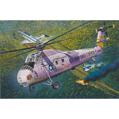 SIKORSKY HH-34 J CHOCTAW