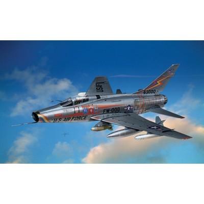 NORTH AMERICAN F-100 D SUPER SABRE