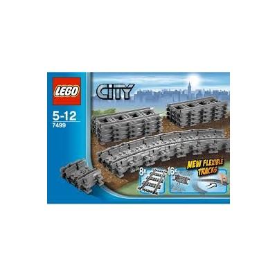 VIAS FLEXIBLES LEGO
