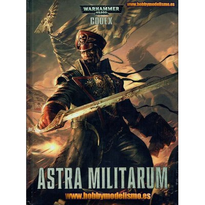 CODEX ASTRA MILITARUM ESPAÑOL - GAMES WORKSHOP 47-01