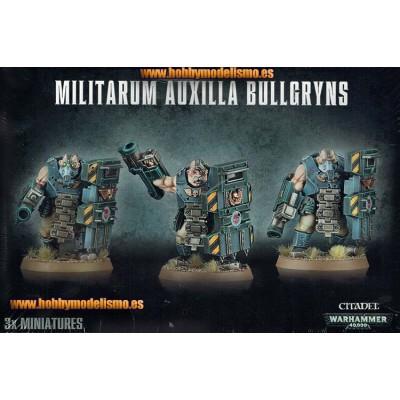 .G.I. MILITARUM AUXILLA BULLGRYNS