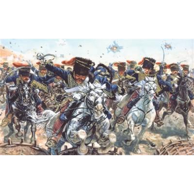 HUSSARES BRITANICOS (Guerra de Crimea)
