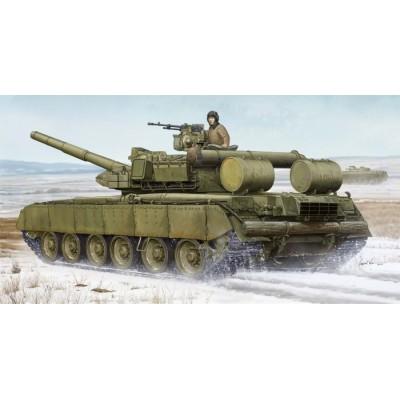 CARRO DE COMBATE T-80 BVD