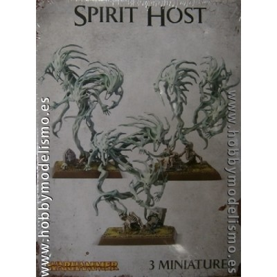 NIGHTHAUNT SPIRIT HOSTS - GAMES WORKSHOP 93-08 - 3 MINIATURAS
