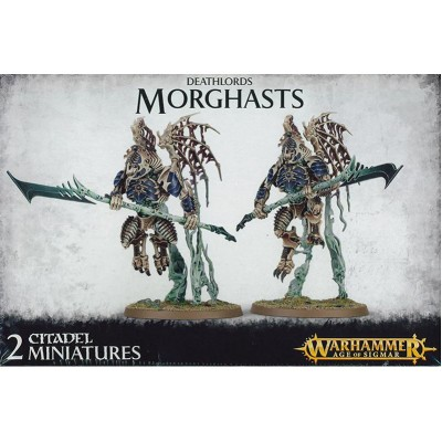 DEATHLORDS MORGHAST ARCHAI - GAMES WORKSHOP 93-07