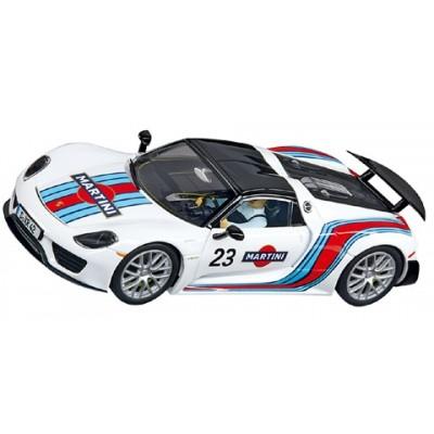CARRERA EVOLUTION: PORSCHE 918 SPYDER Martini Racing, Nº23