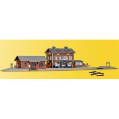 ESTACION RAUENSTEIN N (435 x 105 mm) KIBRI 37396