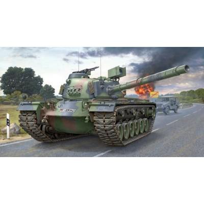 CARRO DE COMBATE M-48 A2GA2 PATTON - Revell 3236