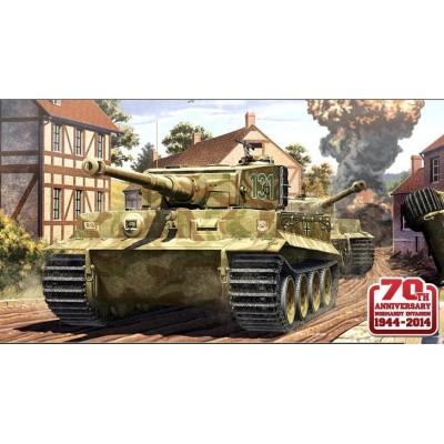 CARRO DE COMBATE SD.KFZ. 181 TIGER I (Mid) - Academy 13287