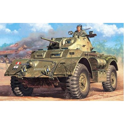 VEHICULO BLINDADO STAGHOUND MK-I LATE - Academy 13283