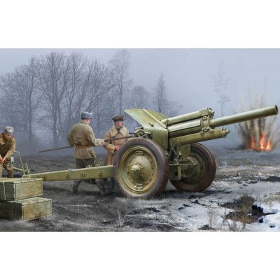 OBUS M-30 Early 1.938 (122 mm) - Trumpeter 02343