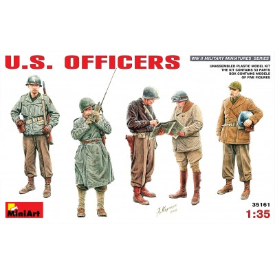 OFICIALES U.S. ARMY EUROPA