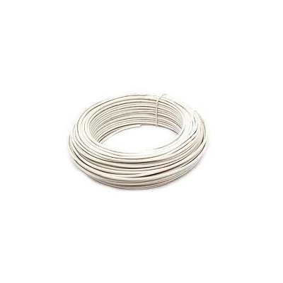 ROLLO CABLE 10 MTS. BLANCO