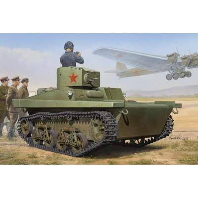 CARRO DE COMBATE T-37 A (Izhorsky)