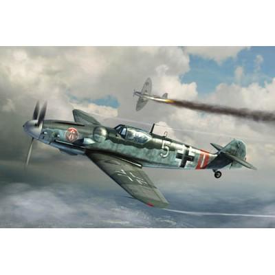 MESSERSCHMITT Bf-109 G-6 Late -1/32- Trumpeter 02297