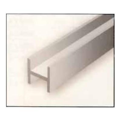 COLUMNAS PLASTICO EN H (2 x 365 mm) 4 unidades