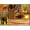 PUZZLE 1000 PZAS COLORES DE AFRICA