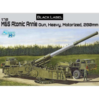 CAÑON M-65 (280 mm) ATOMIC ANNIE