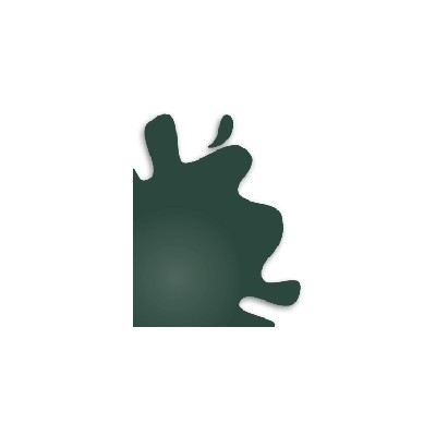 PINTURA ACRLICA SATINADO VERDE OSCURO (10 ml)