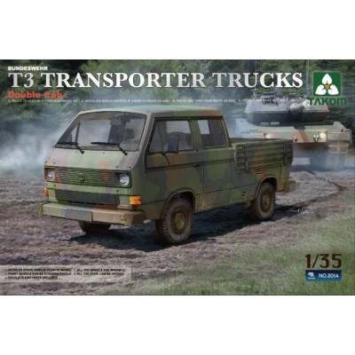 FURGONETA T-3 TRANSPORTE