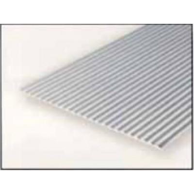 HOJA PLASTICO REVESTIMIENTO METALICO 1,0 mm Sep. 1,5 mm (300 x 150 mm)