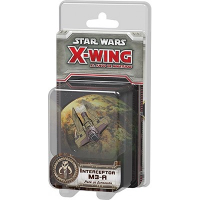 X-WING: INTERCEPTOR M3-A