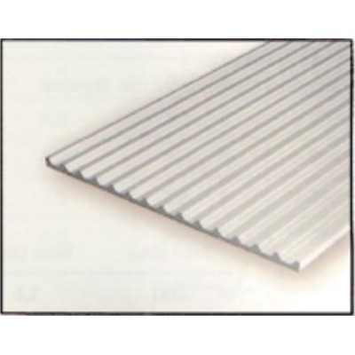 HOJA PLASTICO REVESTIMIENTO TABLAS Y LISTONES 1,00 mm Sep. 2,5 mm