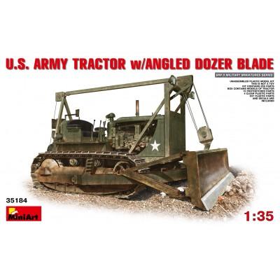 TRACTOR U.S. ARMY CON PALA