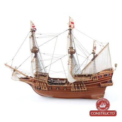 GOLDEN HIND ESCALA 1/55