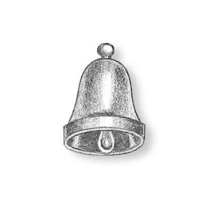 CAMPANA LATON 9 mm (2 unidades)