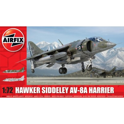 McDONNEL DOUGLAS AV-8 B HARRIER (Matador) Airfix A04057