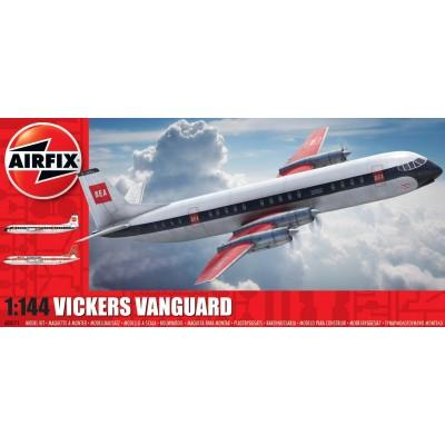 VICKERS VANGUARD (British European Airways / Invicta International Airlines) 1/144