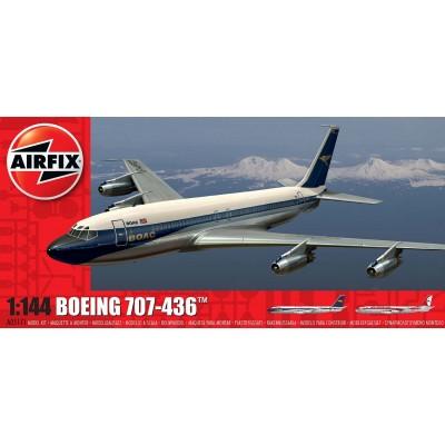 BOEING 707-436 (BOAC - AIR INDIA) 1/144