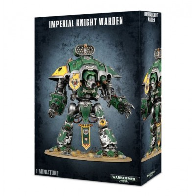 .M.E. IMPERIAL KNIGHT WARDEN