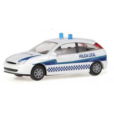 FORD FOCUS POLICIA LOCAL