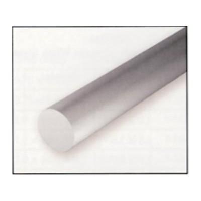 VARILLA PLASTICO REDONDA (1 x 360 mm) 10 unidades