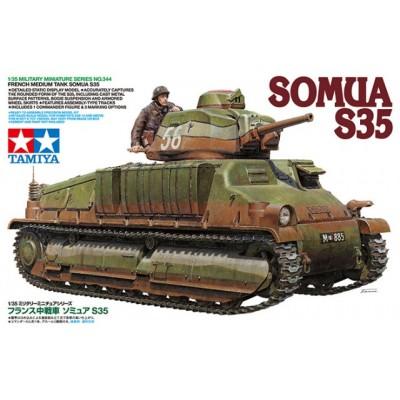 CARRO DE COMBATE SOMUA S35